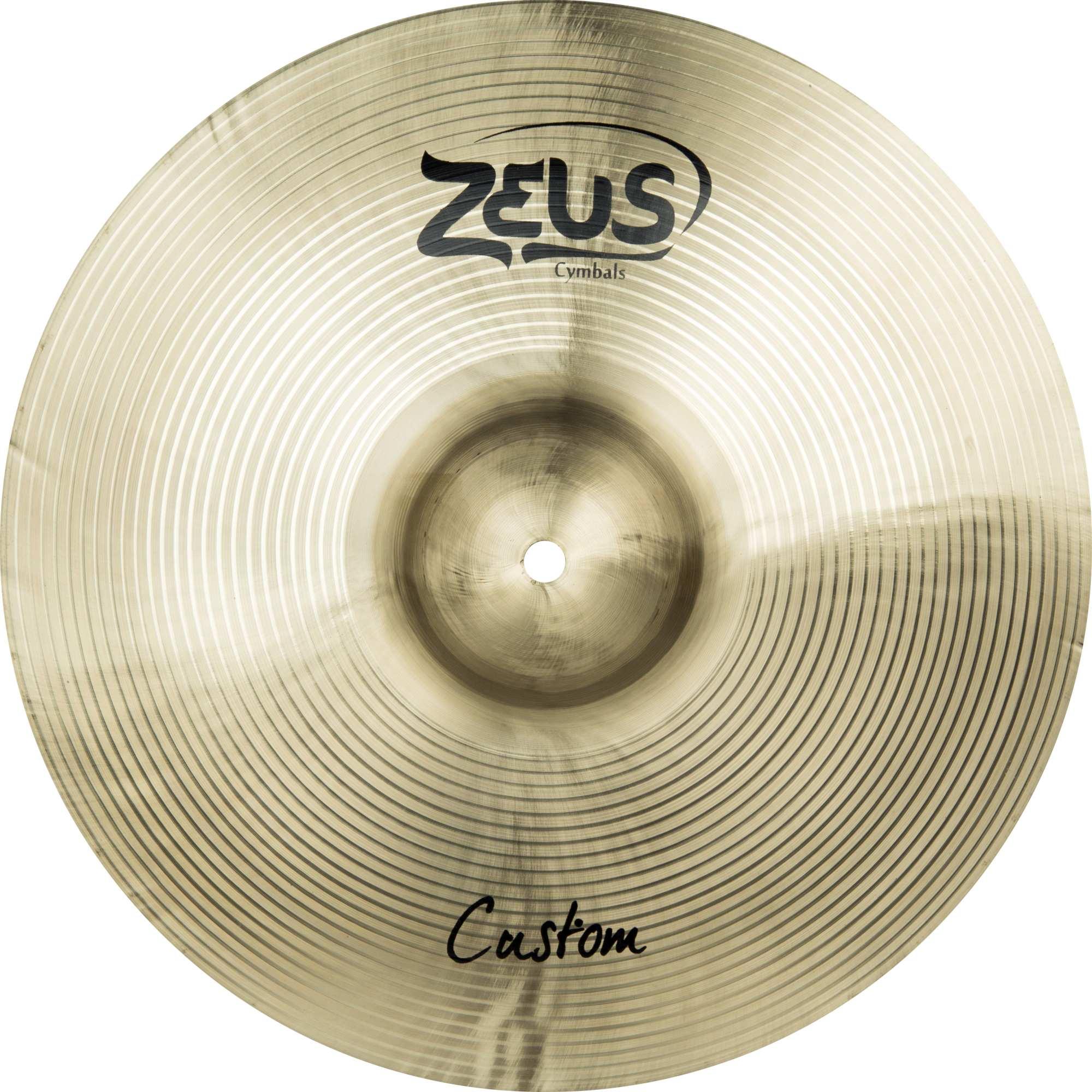Prato Zeus Custom Hi-hat 14 (par) Zchh14