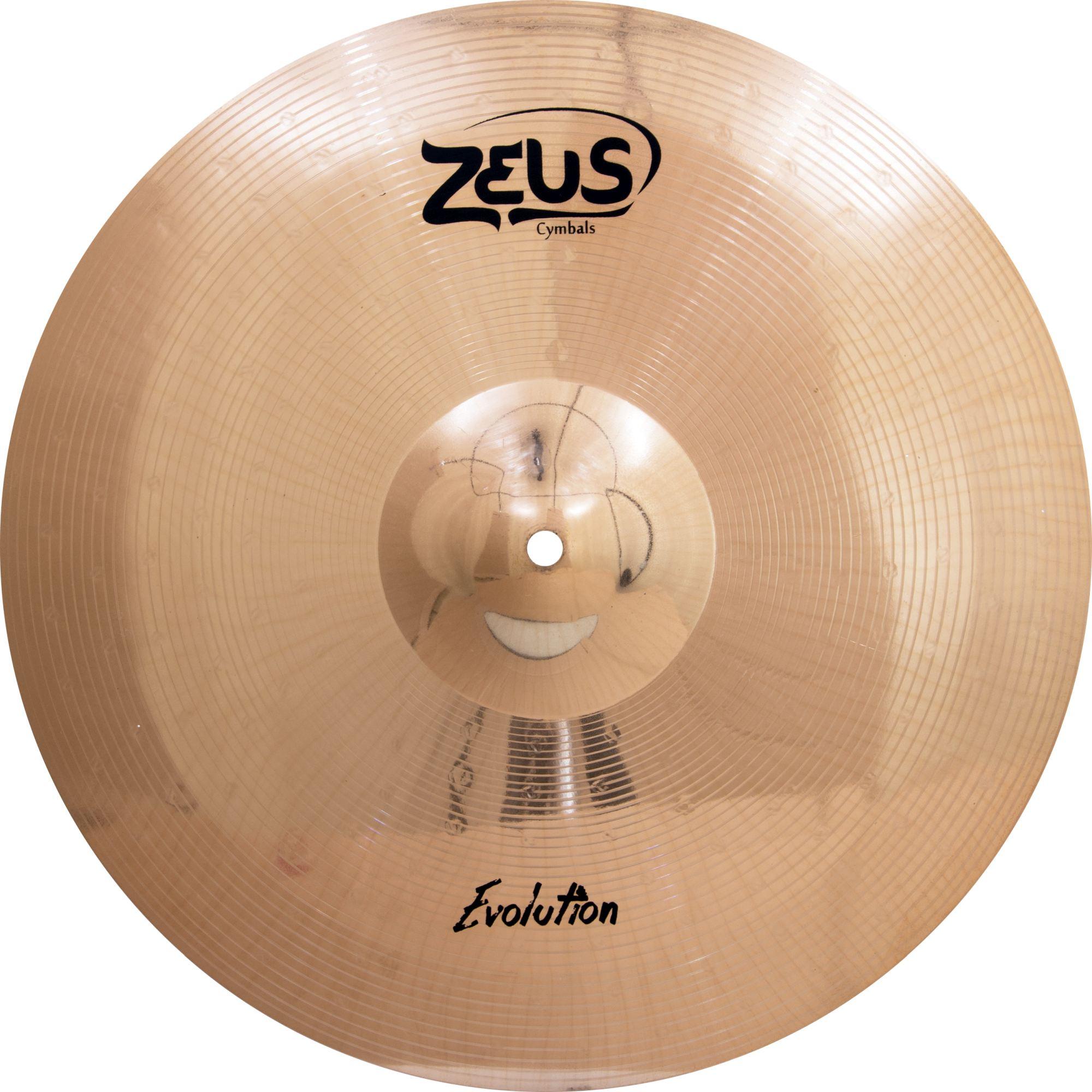 Prato Zeus Evolution Crash 18 Zevc18