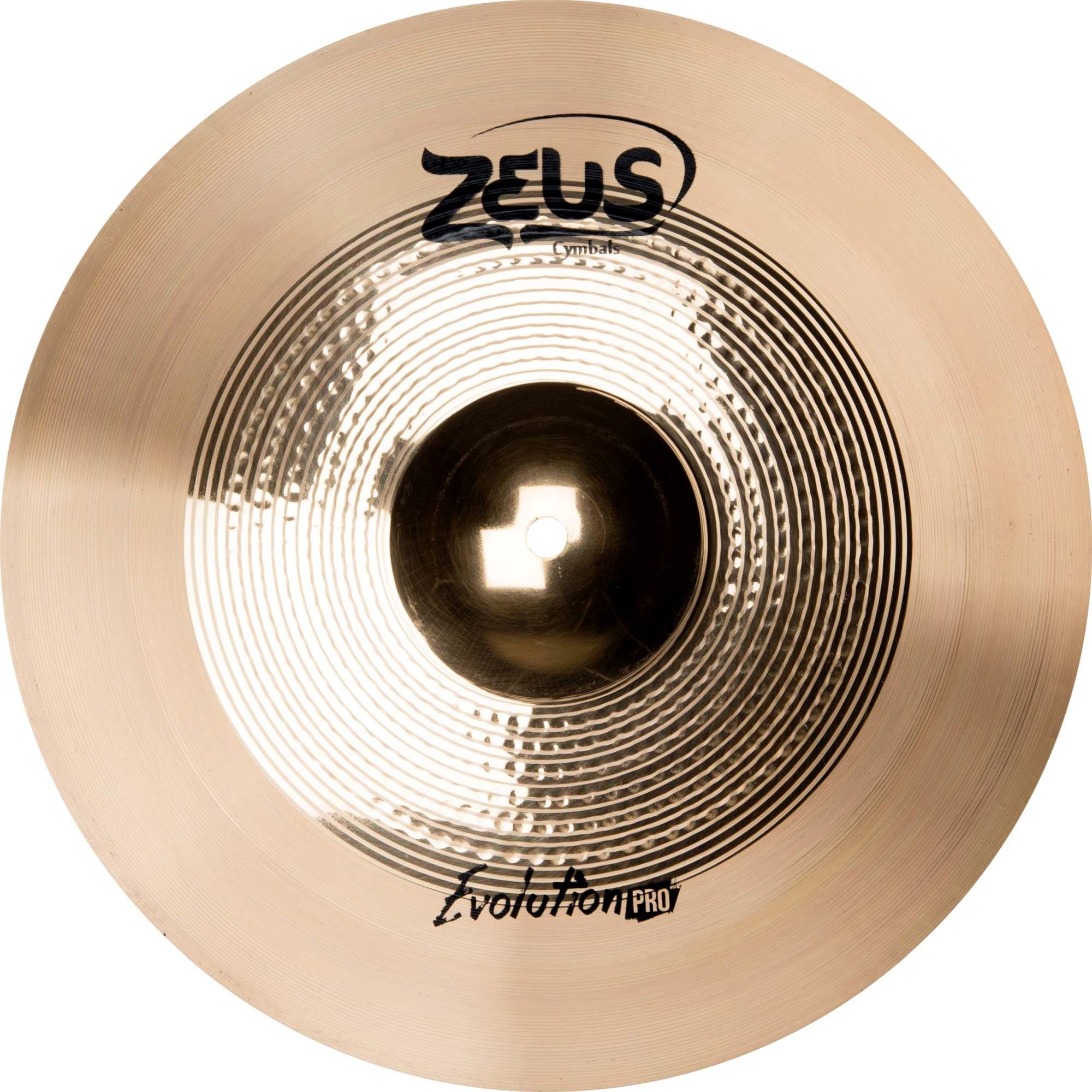 Prato Zeus Evolution Pro Hi-hat 13 (par) Zephh13