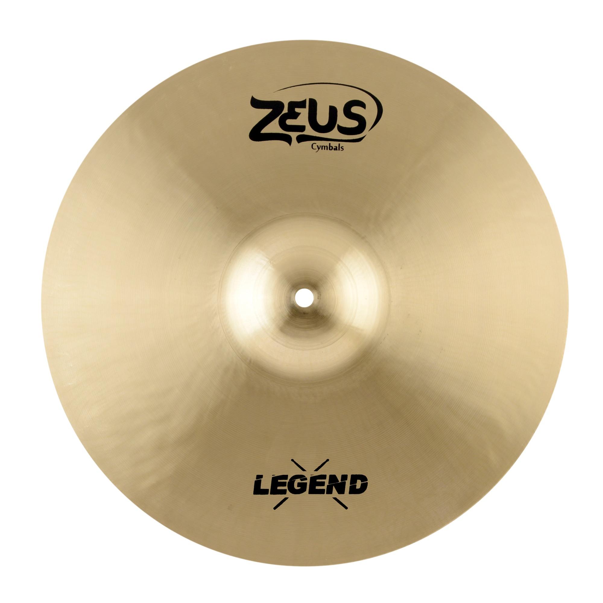 Prato Zeus Legend Hihat 13 Zlhh13 Handmade