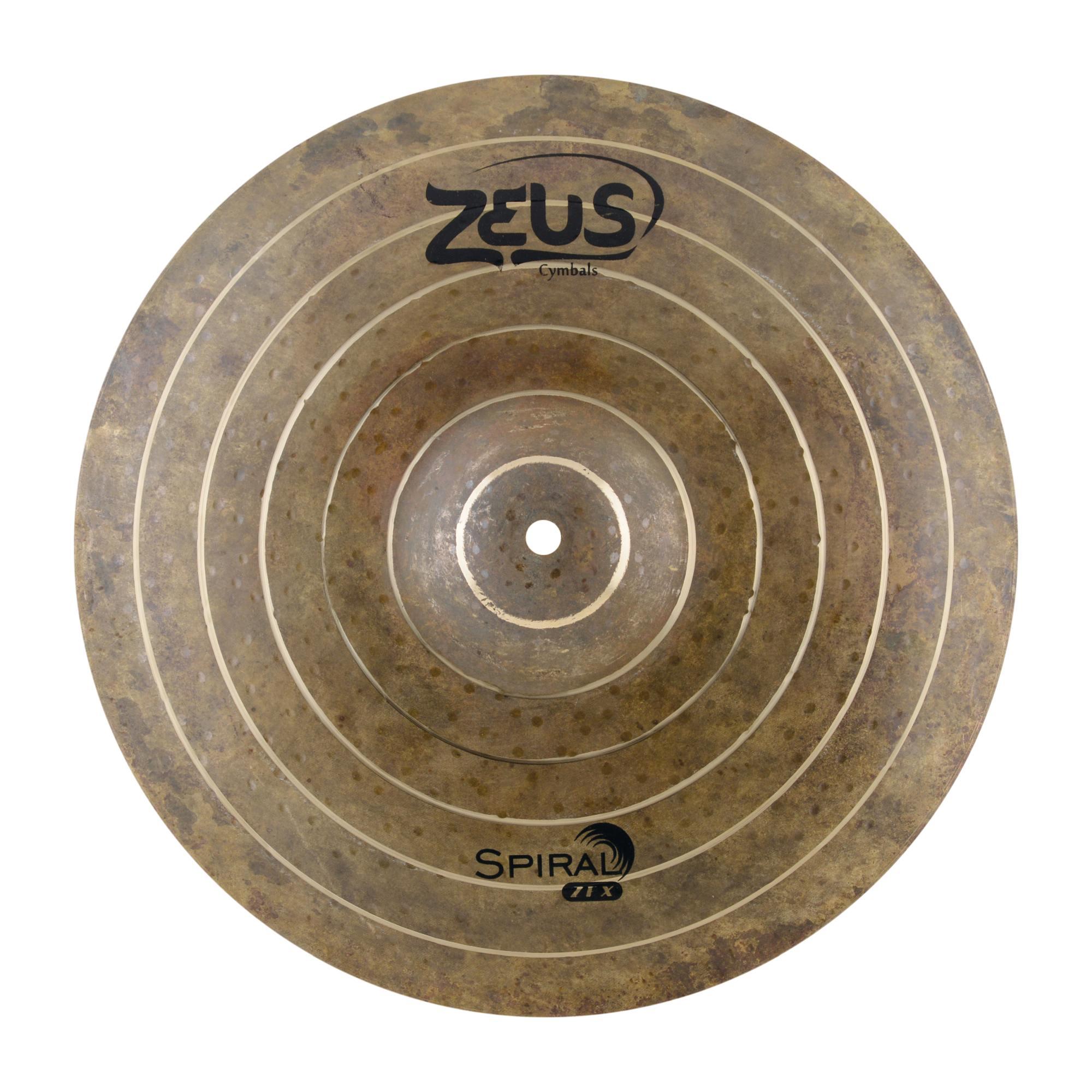 Prato Zeus Spiral Hihat 14 Zsphh14