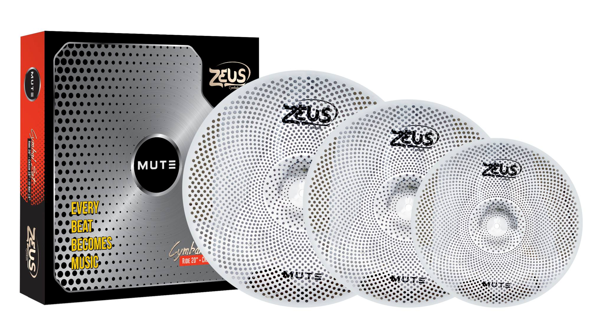 Set Prato Zeus Mute Set C