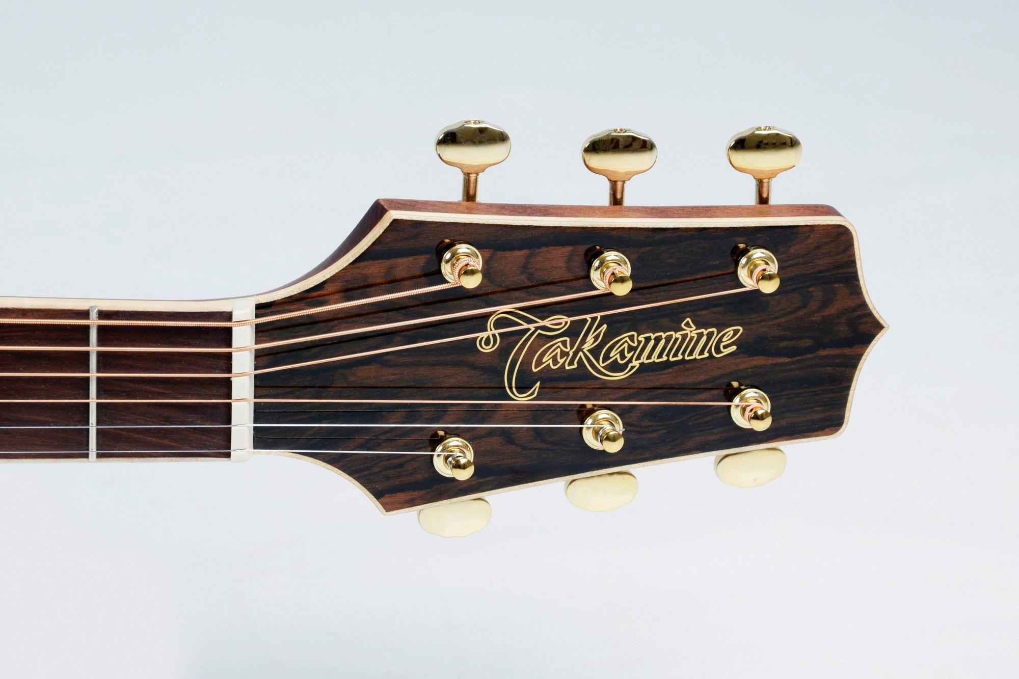 Violão Takamine Gd90ce Zc & Tp4td