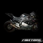 Escapamento Flame II, BMW S1000 RR  /10-17/