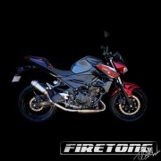 Escapamento GP Racing Ponteira Kawasaki Z-400  /19-20/