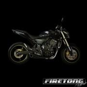 Escapamento Willy Made Honda CB 600F /08-14/