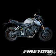 Escapamento Willy Made Honda CB 650 R /19-22/