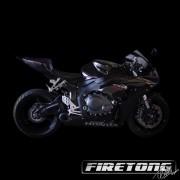 Escapamento Willy Made, Honda CBR 1000RR /08-11/