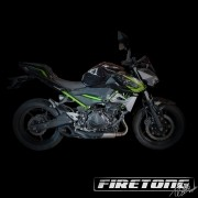 Escapamento Willy Made Kawasaki Z 400 / 2018