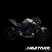 Escapamento Willy Made Yamaha MT-03  /17/