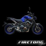 Escapamento Willy Made Yamaha MT-09  /19-20/ Carenagem Nova