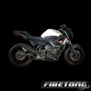 Escapamento Willy Made Yamaha XJ6  /10-18/