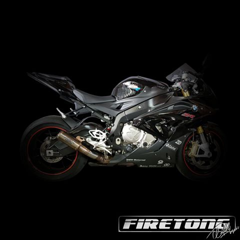 Escapamento Flame II, BMW S1000 RR  /10-17/  - Firetong