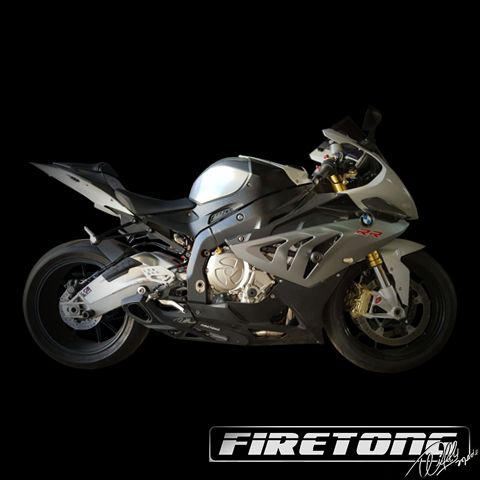 Escapamento Willy Made BMW S1000 RR /10-14/   - Firetong