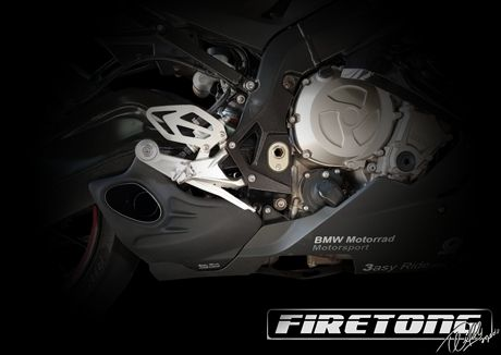 Escapamento Willy Made BMW S1000 RR  /15-17/  - Firetong