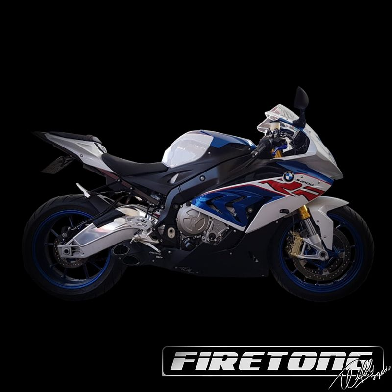 Escapamento Willy Made BMW S1000 RR  /2018/  - Firetong