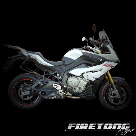 Escapamento Willy Made BMW S1000 XR /16-17/  - Firetong