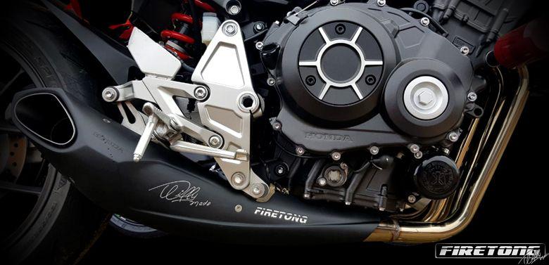 Escapamento Willy Made Full, Honda CB 1000R /19-20/  - Firetong