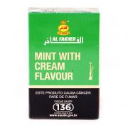 Al Fakher - Mint Whith Cream  50g