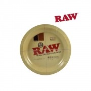 Bandeja Metal Raw Disco Frissbee Flying Rolling