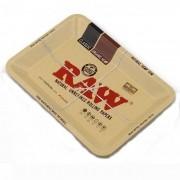 Bandeja Metal Raw Rolling Mini 12x18cm
