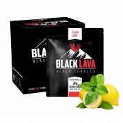 Black Lava - Lemon Mint 200g