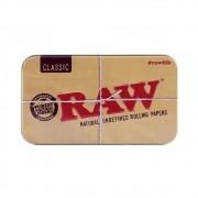Caixa Metal Raw Roll Caddy King Size Slim