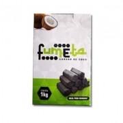 Carvão Coco - Fumeta 1kg