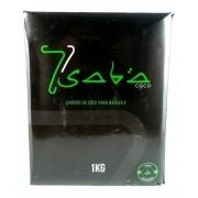 Carvão Coco - Seven Saba 1kg