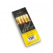 Cigarrilha Alonso Menendez Gold com Piteira