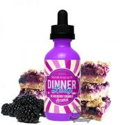 Dinner Lady - Blackberry Crumble 60 ml