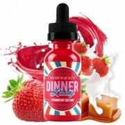 Dinner Lady - Strawberry Custard 60 ml