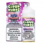 Juice Cloud Nurdz - Grape Strawberry Ice 100ml
