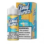 Juice Cloud Nurdz - Peach Blue Razz 100ml