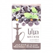 Mazaya - Blueberry Lemon Mint Molasses 50gr