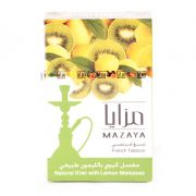 Mazaya - Natural Kiwi with Lemon 50g