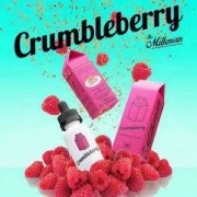 Milkman Juice - Crumbleberry 60 ml