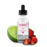 Naked 100 Juice - Straw Lime 60 ml