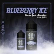 Nano's Juices - Blueberry Ice 30 ml