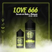 Nano's Juices - Love 666 30 ml