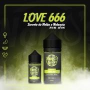 Nano's Juices - Love 666 30 ml