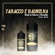 Nano's Juices - Tabacco e Baunilha 30 ml