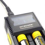 Nitecore - Carregador D2
