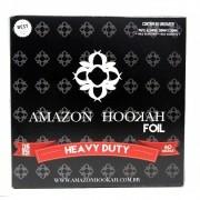 Papel Alumínio - Amazon Hookah 50 folhas
