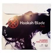 Papel Alumínio - Hookah Blade 50 Folhas