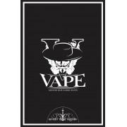 Placas Decorativas - V for Vape