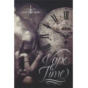 Placas Decorativas - Vape Time