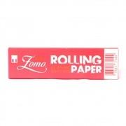 Seda Zomo  Grande - Classic Vermelha King Size 33 folhas