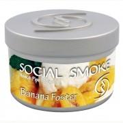 Social Smoke - Banana Foster 100g