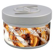 Social Smoke - Cinnamon Roll 100g
